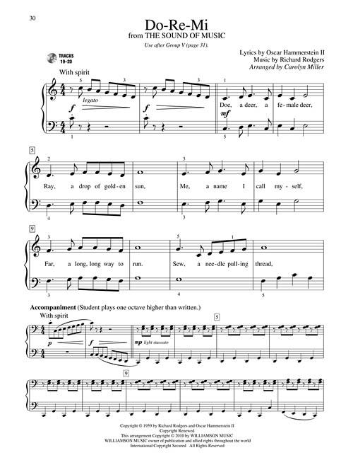 Do A Deer Sheet Music Ibovnathandedecker