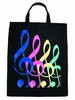 Extra Large Tote Bags - G-Clef