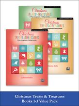 Christmas Treats & Treasures, 1-3 (Value Pack) (Packet)