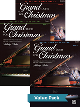 Grand Duets for Christmas 1-3 (Value Pack) (Value Pack)