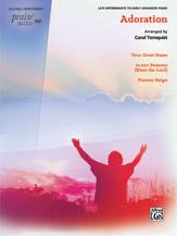 Praise Suite: Adoration (Book)