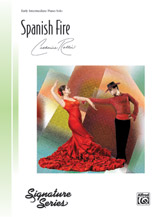 Spanish Fire (Sheet)