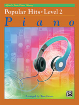Alfred's Basic Piano Library: Popular Hits, Level 2 (Book)