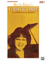 Melody Bober's Favorite Solos, Book 1 (Book)