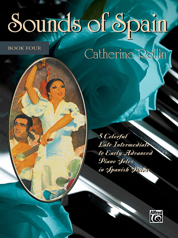 Sounds of Spain, Book 4 (Book)
