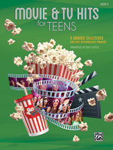 Movie & TV Hits for Teens, Book 3 (Book)
