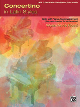 Concertino in Latin Styles - 2 copies required (Book)