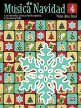 M�sica de Navidad, Book 4 (Book)