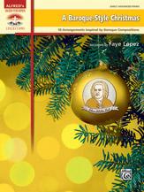 A Baroque-Style Christmas (Book)