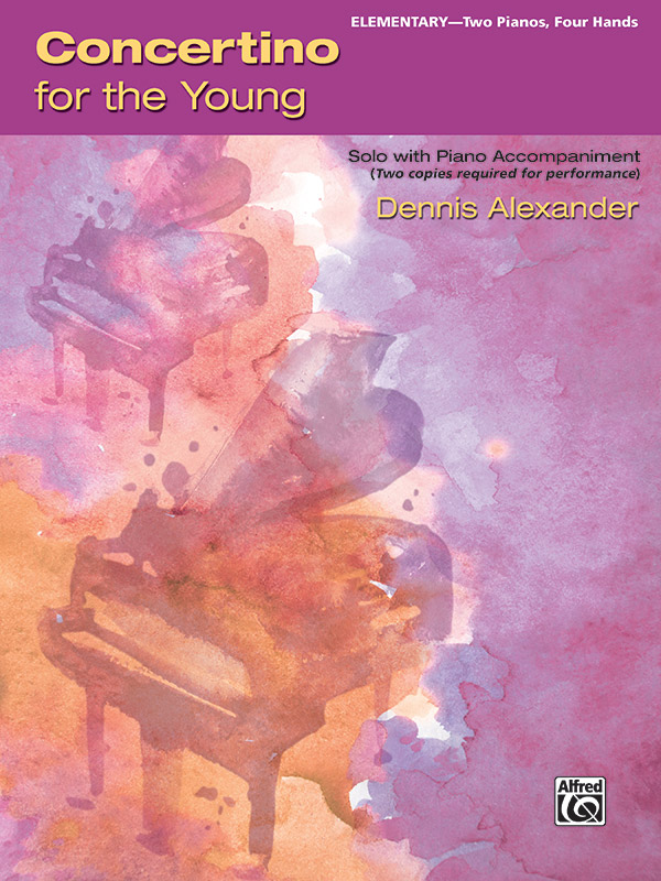 Concertino for the Young - 2 copies included (Book)