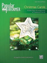 Popular Performer: Christmas Carols (Book)