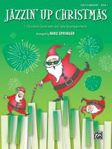 Jazzin' Up Christmas, Book 1 (Book)