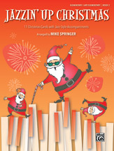 Jazzin' Up Christmas, Book 2 (Book)