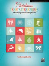 Christmas Treats & Treasures, Book 4 (Book)
