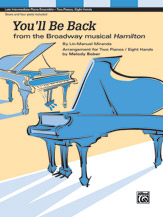 You'll Be Back (2p, 8h) - score & 4 parts included (Sheet)