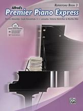 Premier Piano Express, Repertoire Book 3 (Book)