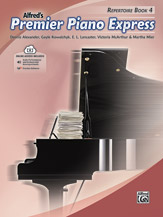 Premier Piano Express, Repertoire Book 4 (Book)