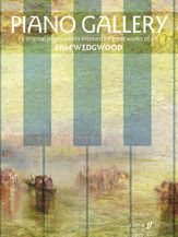 Piano Gallery (Book)