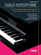 Guild Repertoire / Preparatory A