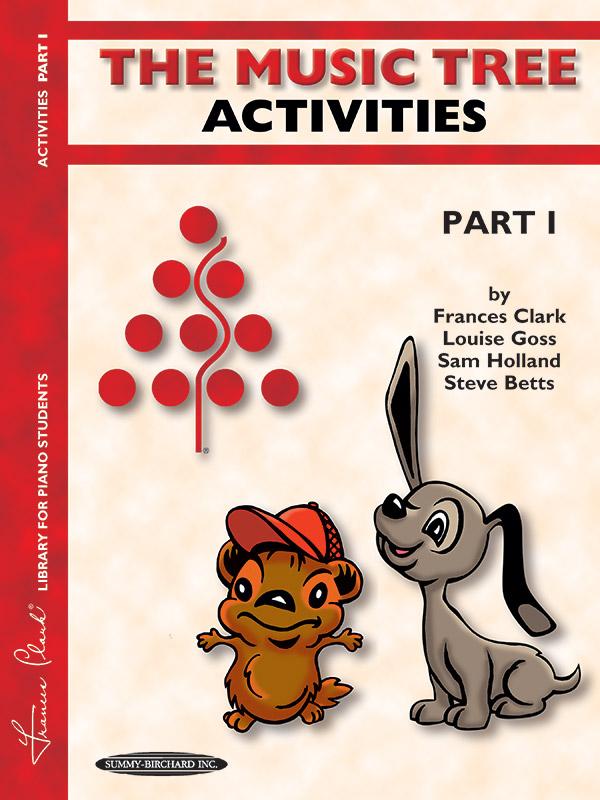 The Music Tree - Part 1 - Activities