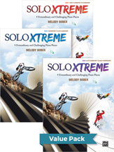 Solo Xtreme 1-3 (Value Pack) (Book)