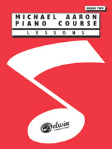 Michael Aaron Piano Course - Lessons - Grade 2