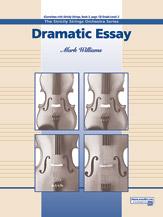dramatic essay violin