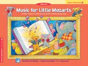 Music for Little Mozarts - Music Workbook Level 1