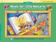 Music for Little Mozarts - Music Workbook Level 2