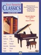 First Favorite Classics, Solo Book 1