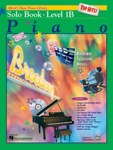 Alfred's Basic Piano Library - Top Hits! Solo Book Level 1B