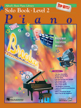 Alfred's Basic Piano Library - Top Hits! Solo Book Level 2