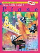 Alfred's Basic Piano Library - Top Hits! Solo Book Level 4