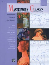 Masterwork Classics, Level 3 - Book & CD