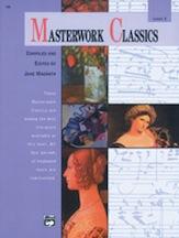 Masterwork Classics, Level 3 - Book & CD