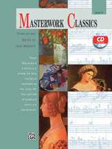 Masterwork Classics, Level 4 - Book & CD