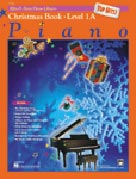 Alfred's Basic Piano Library - Top Hits! Christmas Book Level 1A