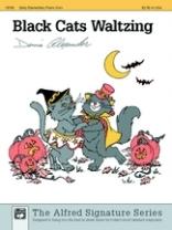 Black Cats Waltzing