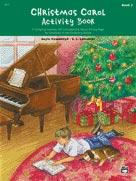 Christmas Carol Activity Book - Book 2