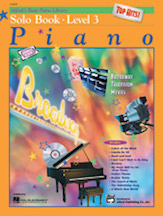 Alfred's Basic Piano Library - Top Hits! Solo Book & CD Level 3