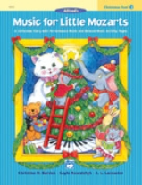 Music for Little Mozarts - Christmas Fun Book 3