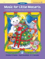 Music for Little Mozarts - Christmas Fun Book 4