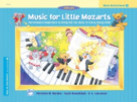Music for Little Mozarts - Recital Book 3