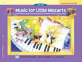 Music for Little Mozarts - Recital Book 4