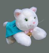 Music for Little Mozarts - Clara Schumann-Cat (Stuffed toy)