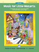 Music for Little Mozarts - Halloween Fun Book 2