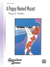 A Puppy Named Mozart