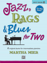 Jazz, Rags & Blues for Two - Book 2