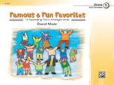 Famous & Fun: Familiar Favorites Book 1