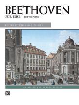 Fur Elise - Beethoven, Ludwig van - Ed. by Palmer